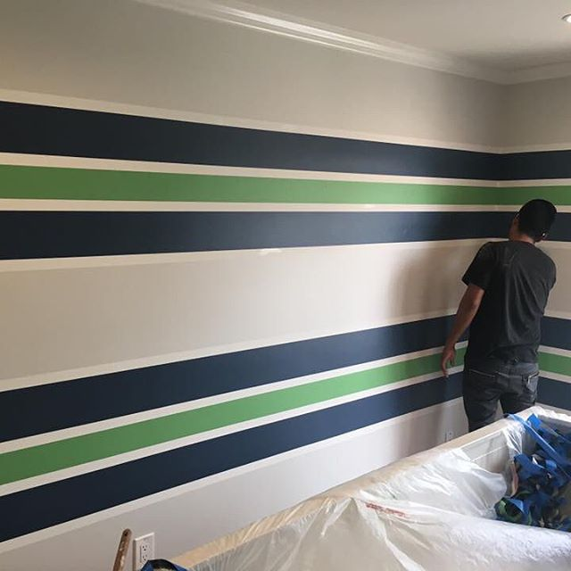 Choosing Accent Walls Finish Line Painting